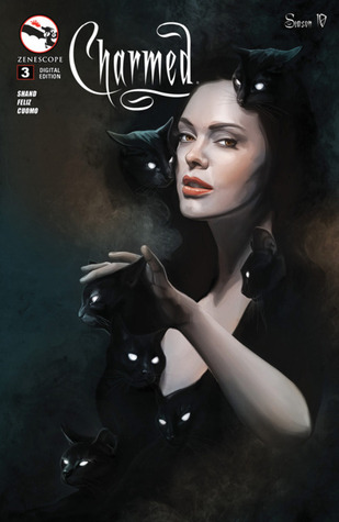 The Perks of Being a Whitelighter (Charmed Graphic Novels #10.3)