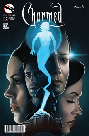 The Curious Case of Benjamin Turner (Charmed Graphic Novels #10.10)