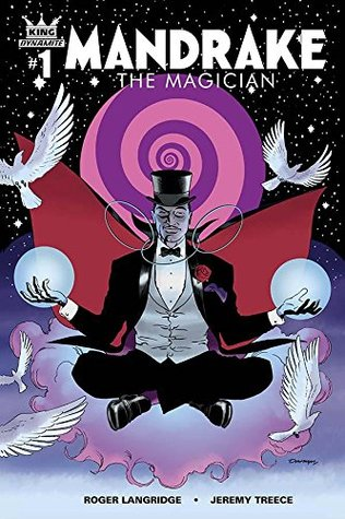 King: Mandrake the Magician #1