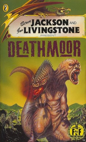 Deathmoor (Fighting Fantasy, #55)