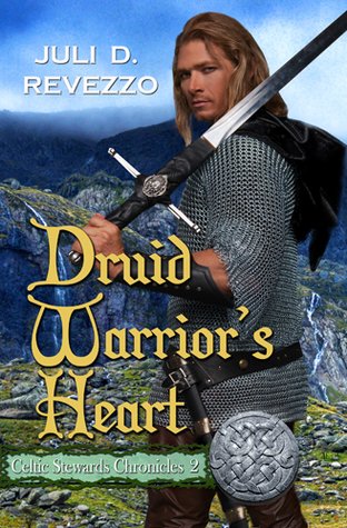 Druid Warrior's Heart by Juli D. Revezzo
