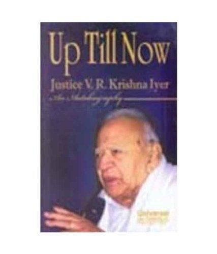 Up Till Now: An Autobiography