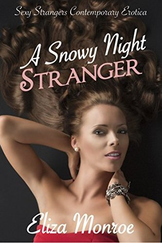 A Snowy Night Stranger: An Encounter Story (Sexy Strangers Book 1)