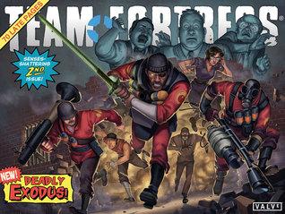 Unhappy Returns (Team Fortress Comics #2)