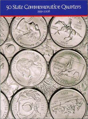 50 State Commemorative Quarters Folder