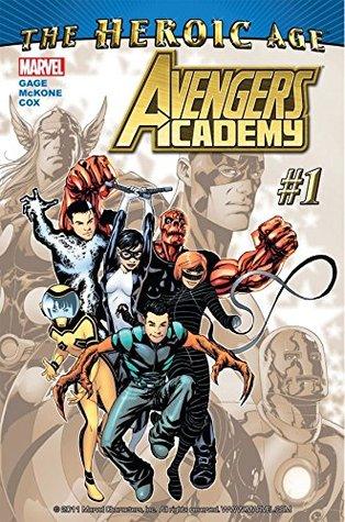 Avengers Academy #1