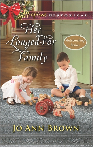 Her Longed-For Family(Matchmaking Babies 3)