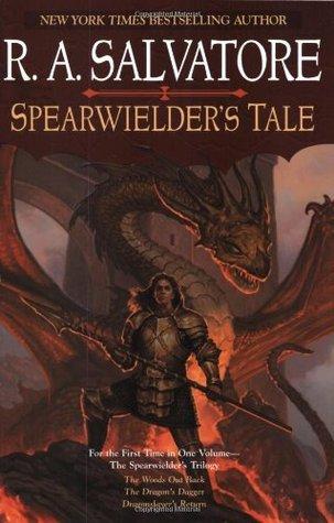 Spearwielder's Tale (Spearwielder's Tale, #1-3)