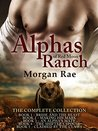 Alphas of Red Moon Ranch: The Complete Series