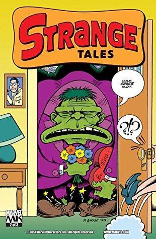 Strange Tales #2 (of 3) (Strange Tales Vol. 1)