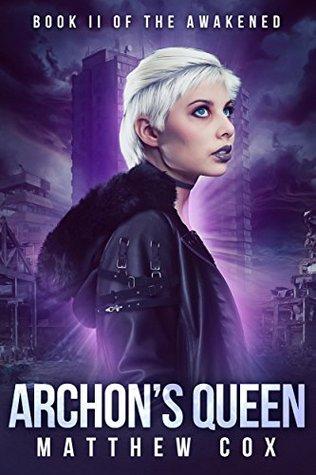 Archon's Queen (The Awakened Book 2)