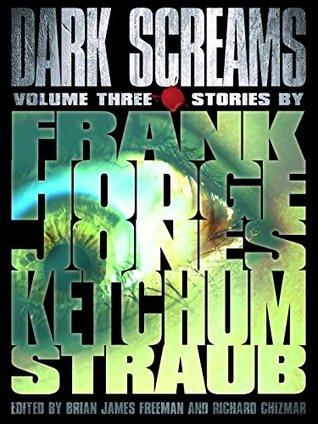Dark Screams by Brian James Freeman