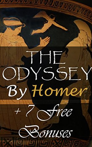 The Odyssey + 7 Free Bonus works: The Iliad Of Homer, Paradise Lost, The Golden Ass, Oedipus The King, Oedipus At Colonus, Antigone, The Aeneid