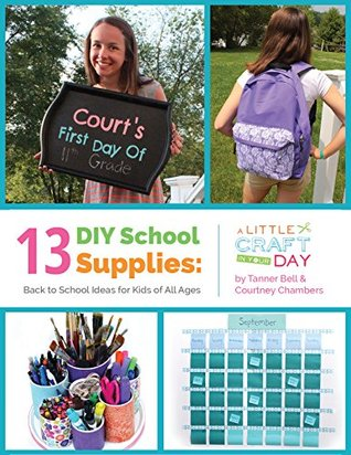 13 DIY School Supplies: Back to School Ideas for Kids of All Ages
