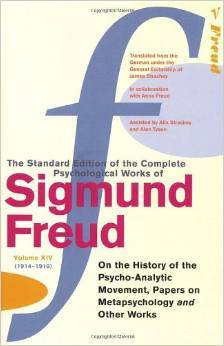 The Standard Edition of the Complete Psychological Works 14