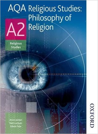 Aqa Religious Studies A2: Philosophy Of Religion: Student's Book