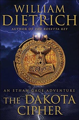 The Dakota Cipher (Ethan Gage, #3)