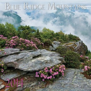 2014 Blue Ridge Mountains Scenic Calendar