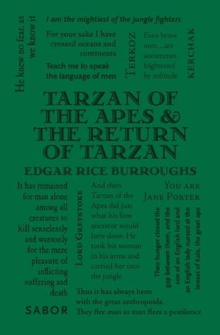 Tarzan of the Apes & The Return of Tarzan