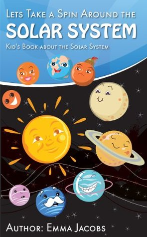 Children's Book About Solar System: A Kids Picture Book