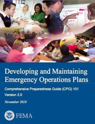 Comprehensive Preparedness Guide (CPG) 101