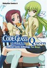 Code Geass Lelouch Of The Rebellion, Queen:Vol. 01.Histoires Courtes Pour Garçons