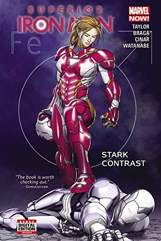Superior Iron Man, Volume 2: Stark Contrast
