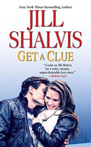 Book Review: Get a Clue by Jill Shalvis