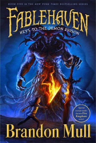 Keys to the Demon Prison(Fablehaven 5)