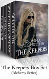 The Keepers Box Set (Alchemy, #1-4)
