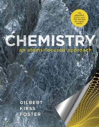 Chemistry: An Atoms-Focused Approach