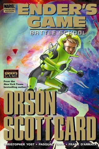 Enders Game Volume 1 Battle School by Christopher Yost