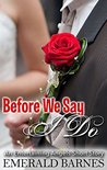 Before We Say I Do (Entertaining Angels #2)