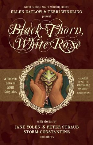 Image result for black thorn white rose book cover