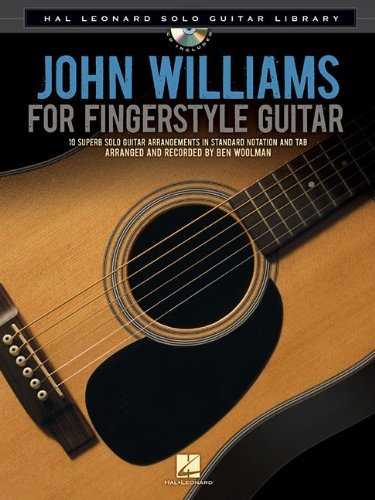 John Williams for Fingerstyle Guitar [With CD (Audio)]