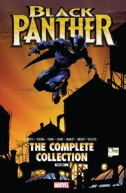 Black Panther by Christopher Priest: The Complete Collection, Vol. 1(Black Panther, Volume III)