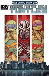 FCBD 2015 - Teenage Mutant Ninja Turtles by Tom Waltz