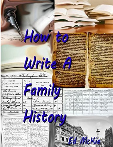 How to Write a Family History