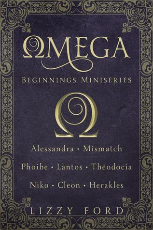 Omega Beginnings Miniseries(Omega Beginnings Miniseries 1-8)
