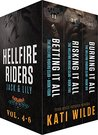 Hellfire Riders MC, Volumes 4-6: Jack & Lily (Hellfire Riders MC, #4-6; The Motorcycle Clubs)