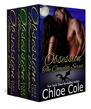 Obsession: The Complete Collection (Montana Dragons, #2)