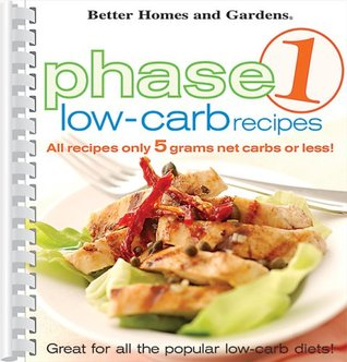 Phase 1 Low-Carb Recipes