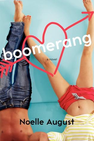 Boomerang (Boomerang, #1)