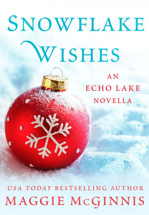 {Review} Snowflake Wishes by Maggie McGinnis
