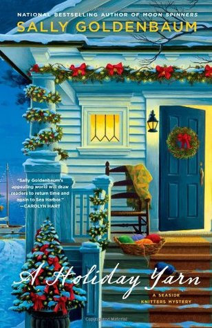 A Holiday Yarn (A Seaside Knitters Mystery #4)