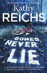 Bones Never Lie (Temperance Brennan #17)