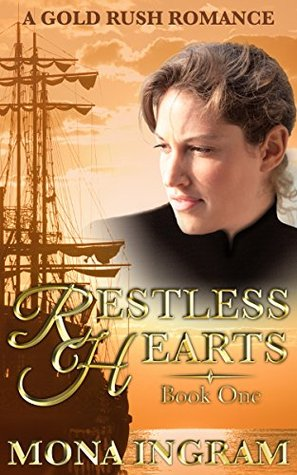 Restless Hearts(Gold Rush Romances 1) - Mona Ingram