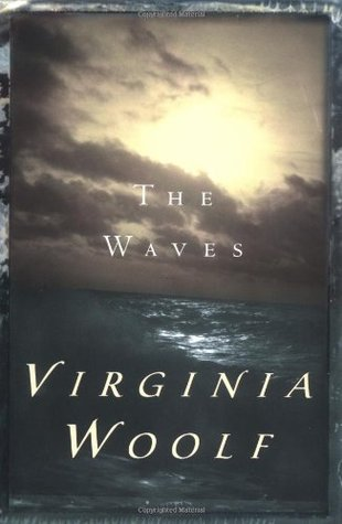 The Waves by Virginia Woolf (cover art)