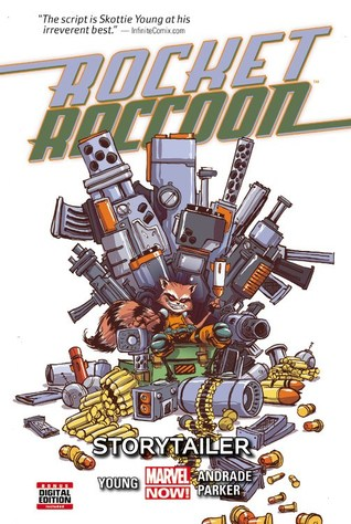 Rocket Raccoon, Volume 2: Storytailer