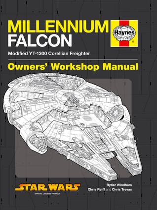 star wars millennium falcon owner s workshop manual by ryder windham rh goodreads com trek parts manual trek 820 repair manual